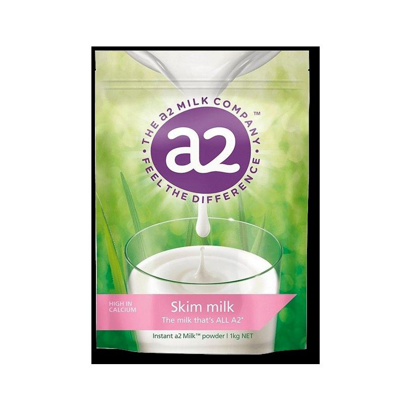 A2 Sữa tách kem Skim Milk 1kg