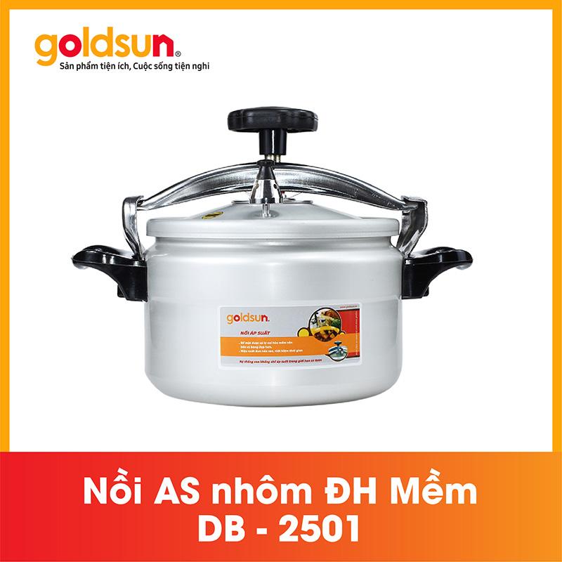 Goldsun Nồi áp suất nhôm DB2501