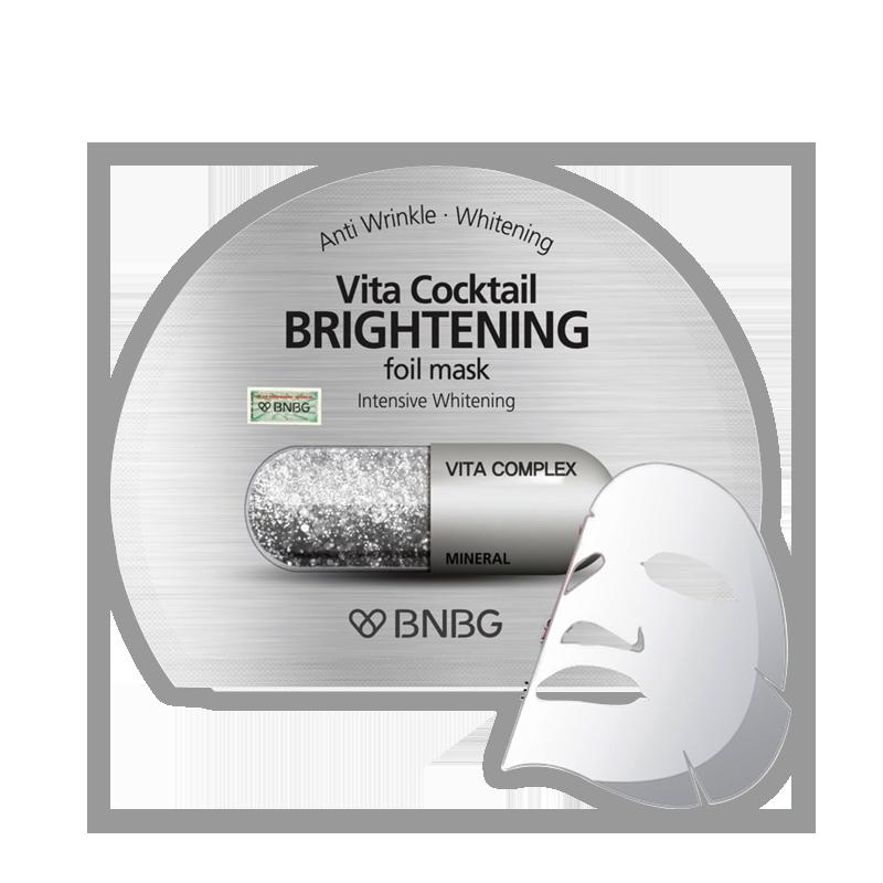 BNBG Mặt nạ dưỡng sáng da Vita Cocktail Brightening Foil Mask 30ml