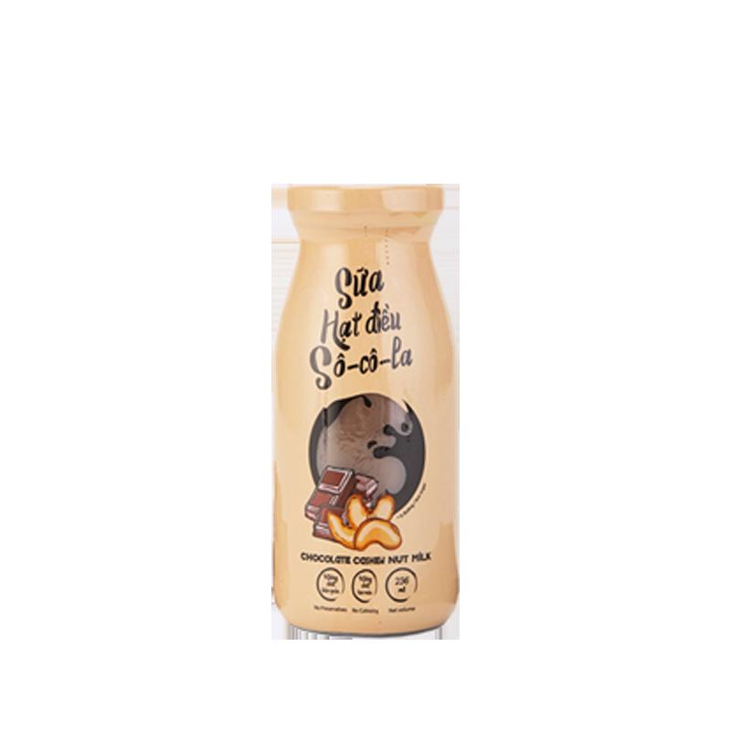 L'ORCHATA Sữa hạt nguyên chất ít đường có 5 vị – Chai lẻ