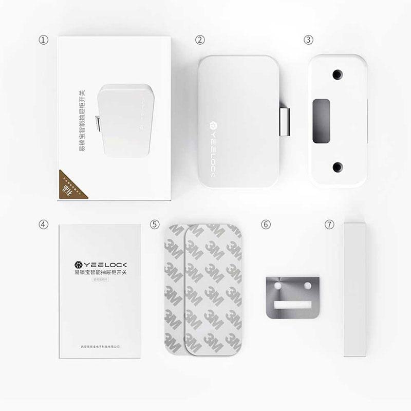 Xiaomi Ổ khoá tủ thông minh Yeelock – Điều khiển bằng ứng dụng