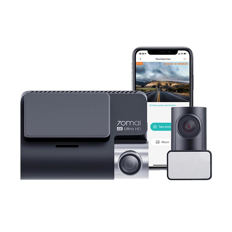 70mai Camera hành trình Dash Cam A800 4K – Bản quốc tế