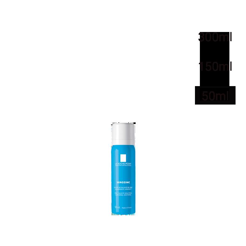 La Roche Posay Nước khoáng giúp làm sạch & làm dịu da Serozinc